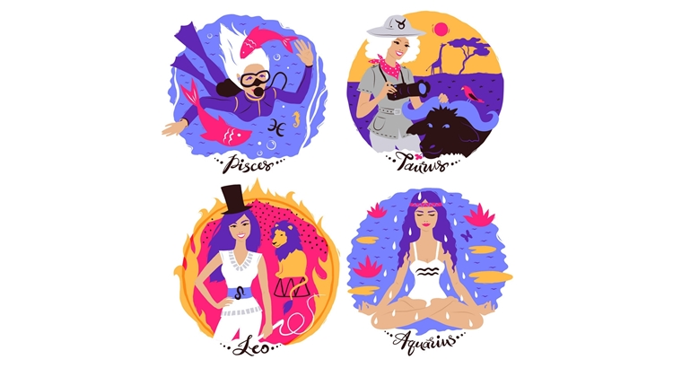 Модный гороскоп на 2021 год