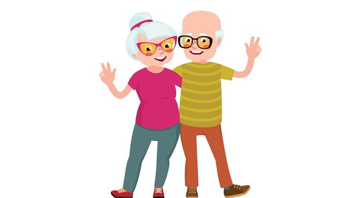 Гороскоп для пенсионеров