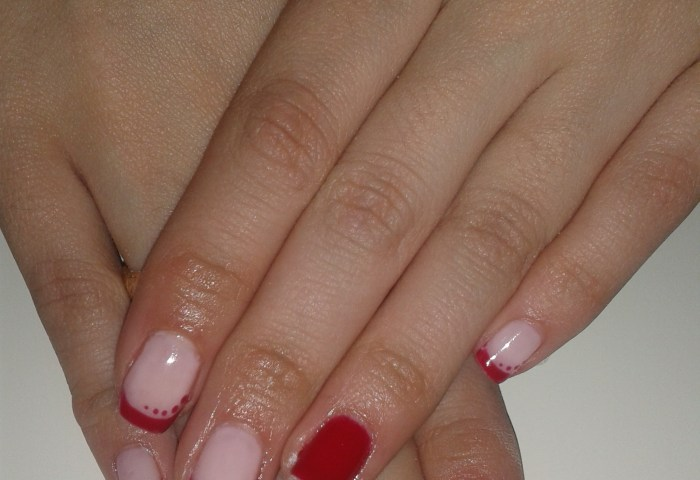 Manicura En Esmalte Permanente Miriam Dream Nails