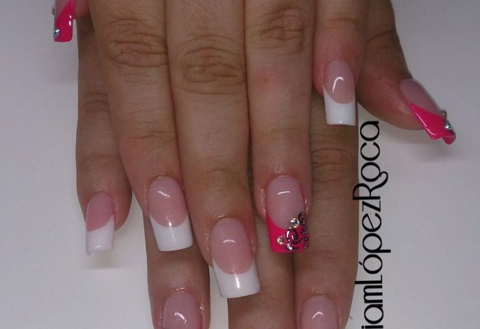 Fucsia Flúor Miriam Dream Nails