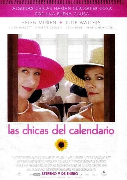 Las chicas del calendario-portada