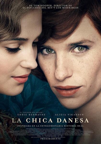 "CineForum en Ordizia ""La chica danesa"""