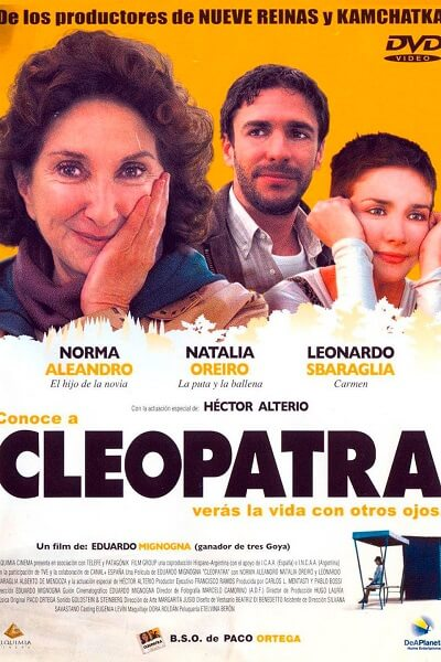 Taller cine y empoderamiento: Cleopatra