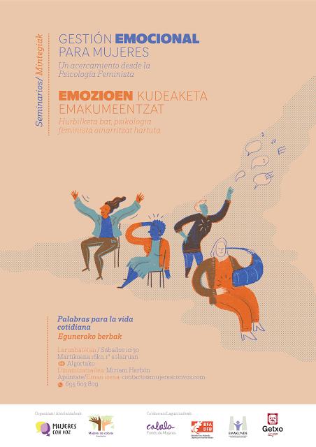 seminarios gestion emocional mujeres
