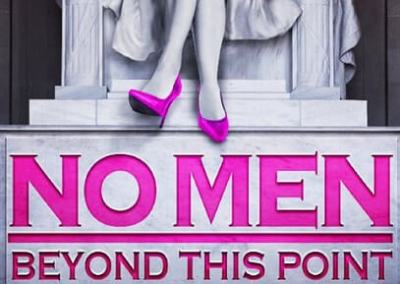 Un mundo sin hombres: No men beyond this point
