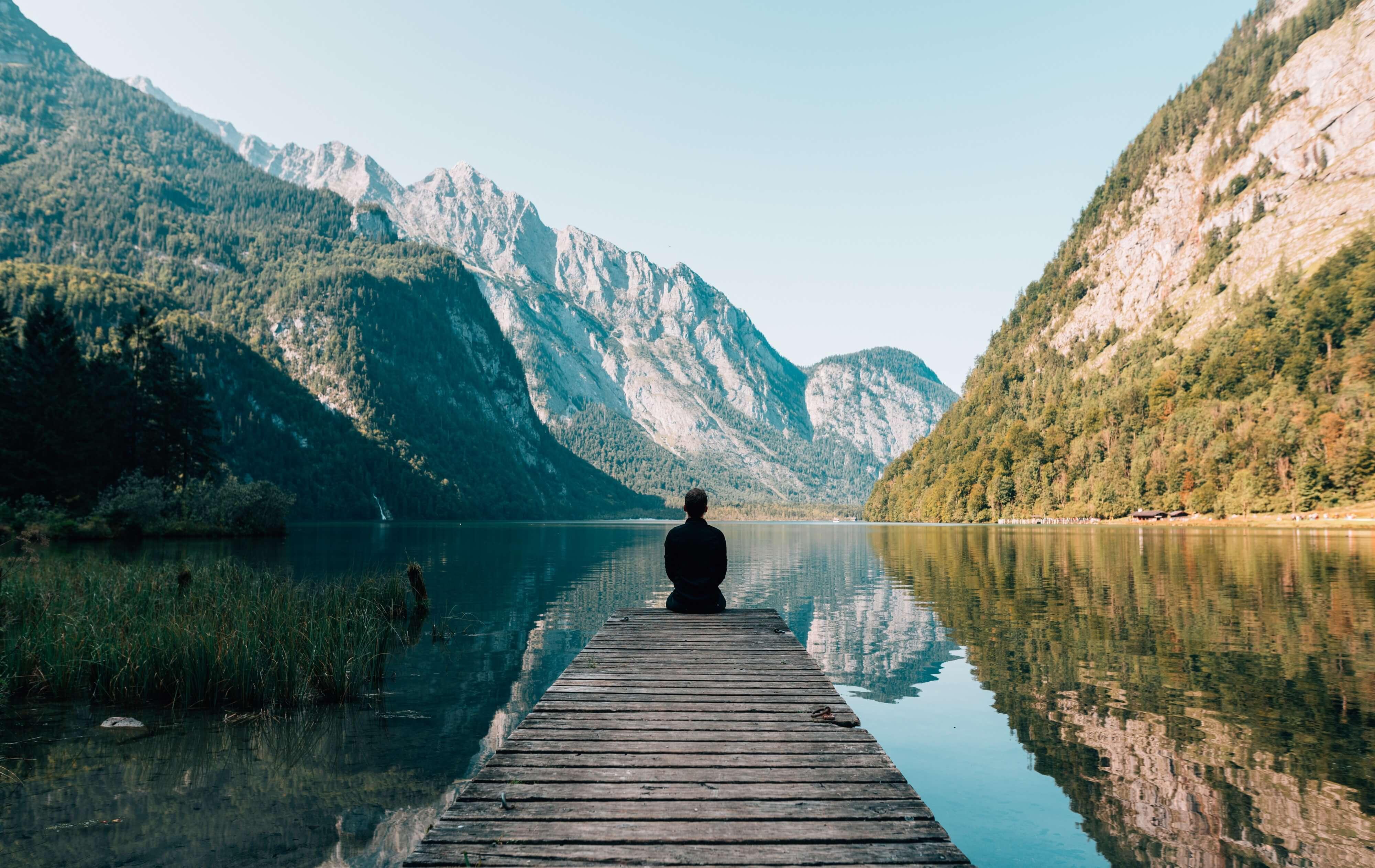 Cómo practicar la meditación en la naturaleza dia silvestre bilbao miriam herbón
