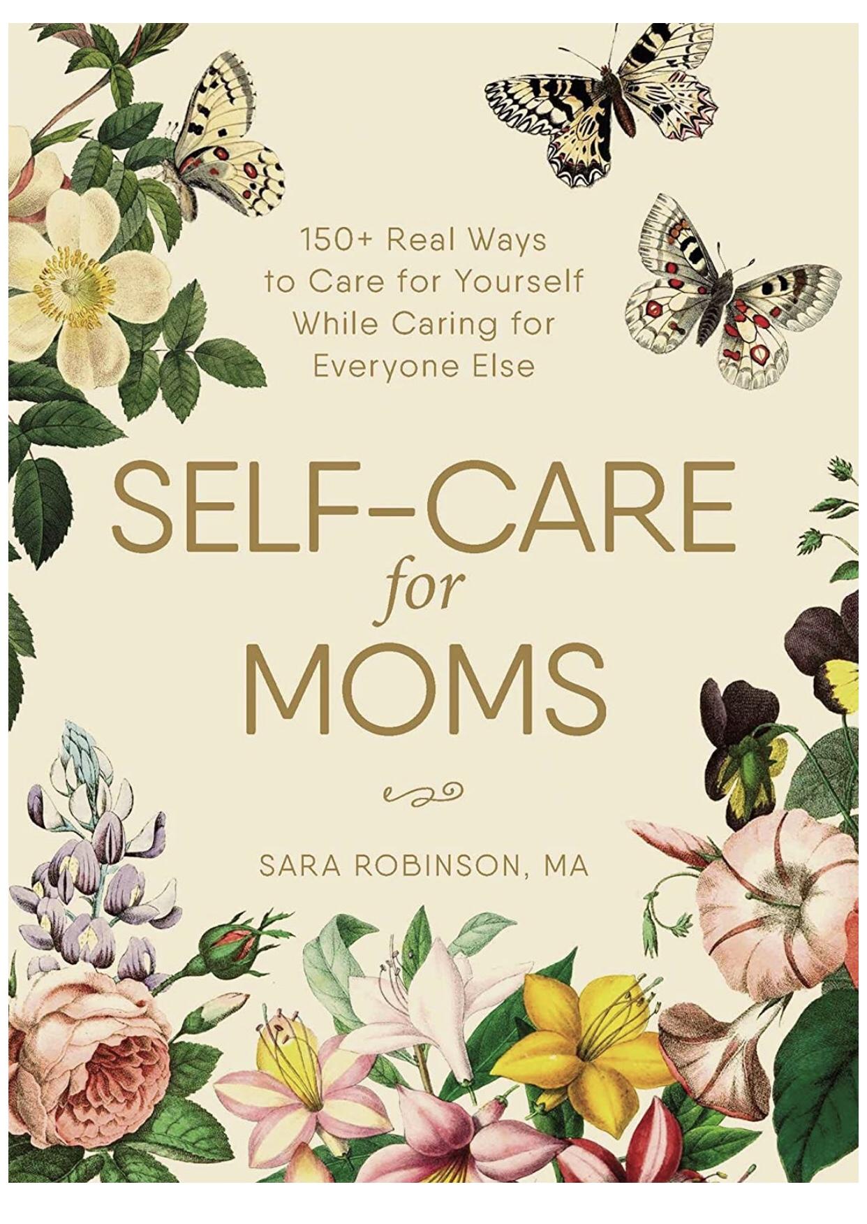 Self Care for Mom book