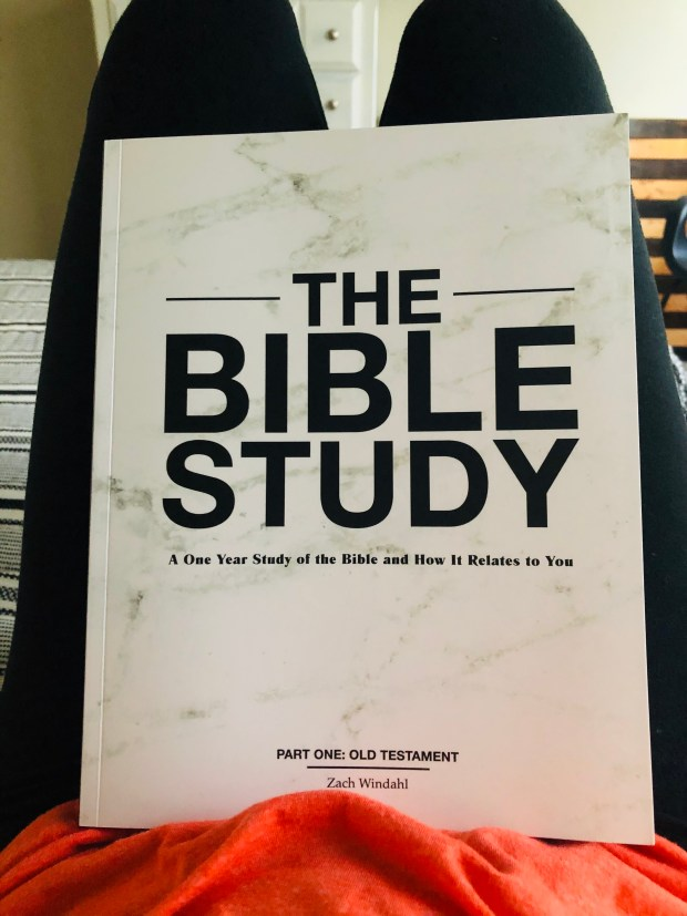 The Bible Study workbook
