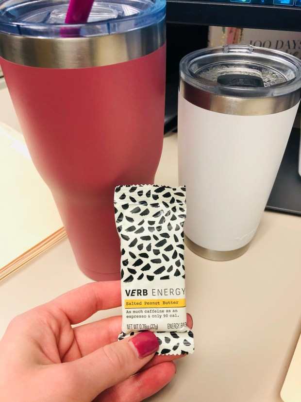 Water, coffee, and verb bar