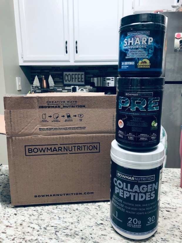 New products from Bowmar nutrition