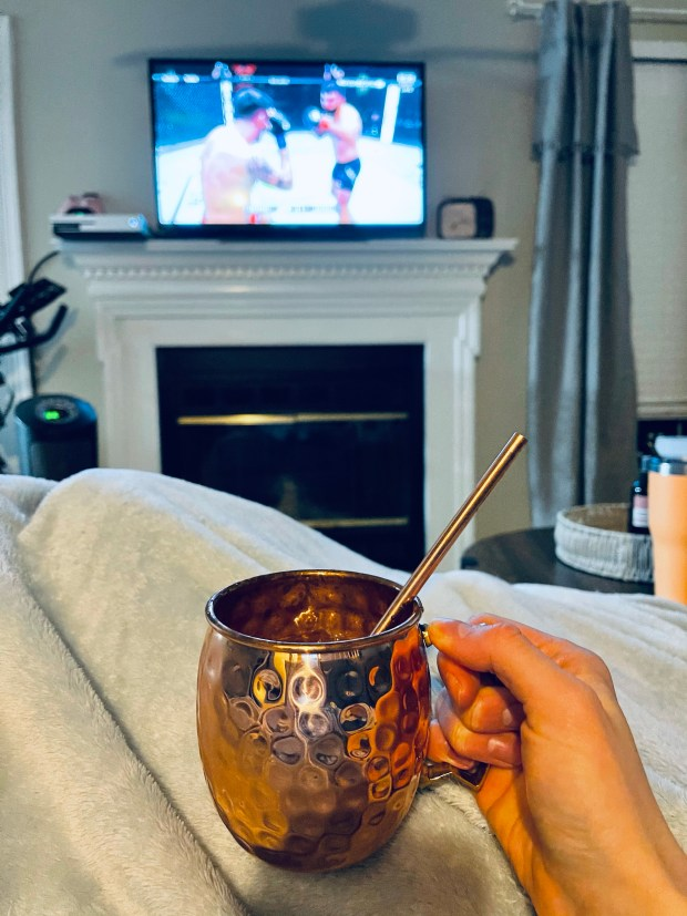 Moscow mule and the fight
