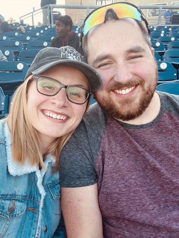 Nashville baseball game
