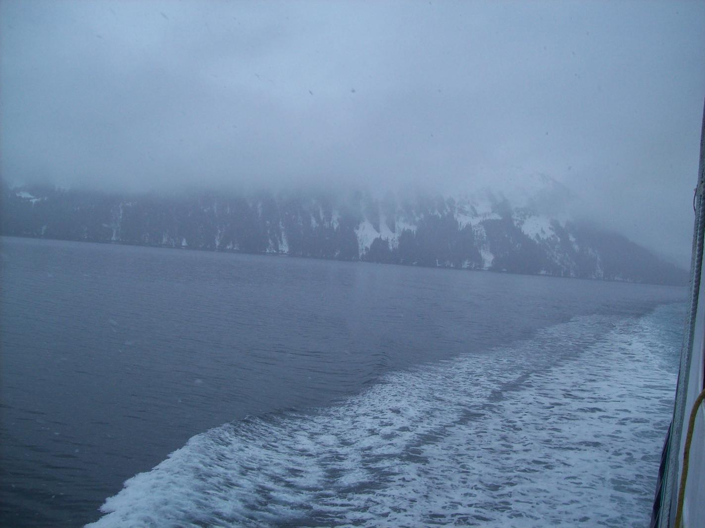 Alaska, feb 2009