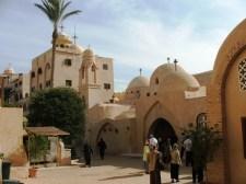 7. Man. Sf. Paisie, desertul Nitria, Egipt .