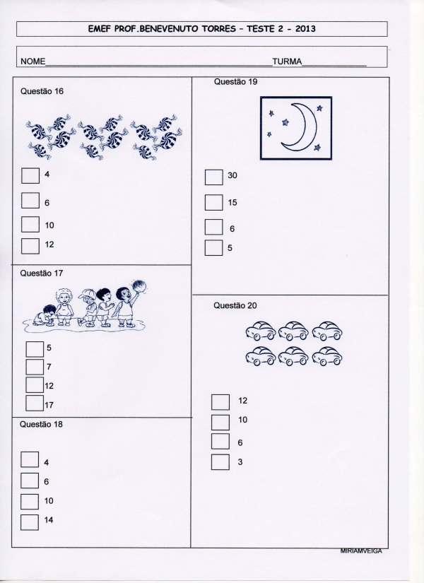PROVINHA BRASIL MAT. TESTE 2 - 2013 PG 4
