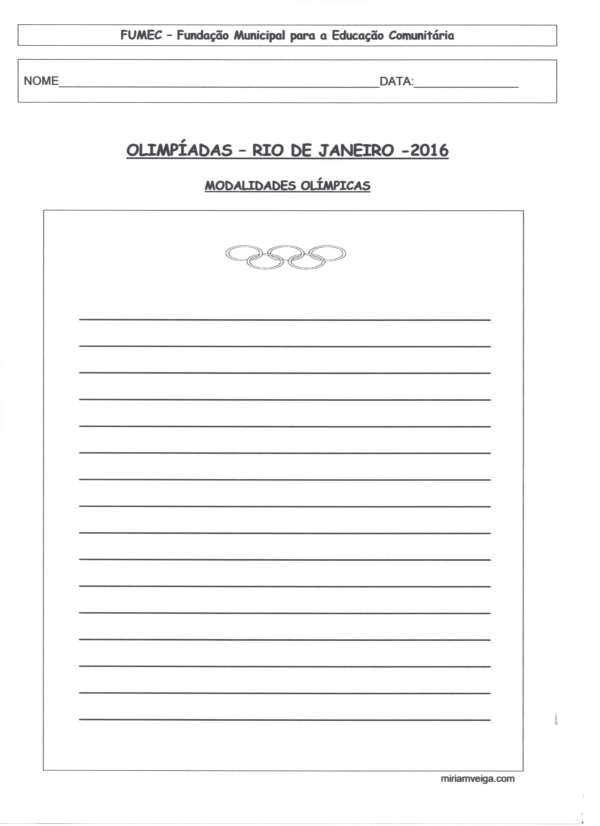 Origem dos Jogos Olímpicos-EJA-Olimpíadas-Parte 2-Folha 1