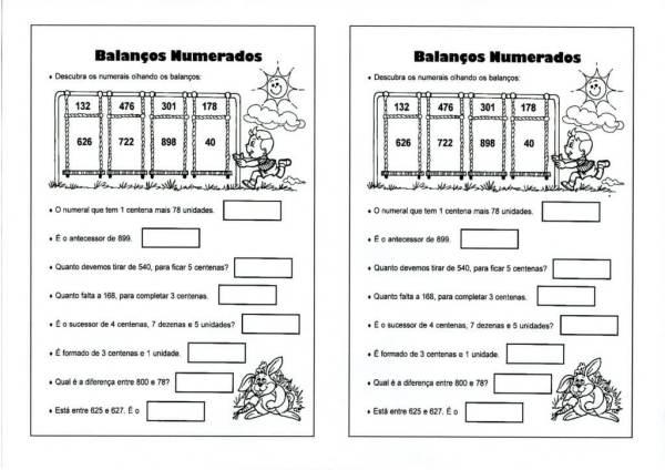 Festa Junina-Matemática-Antecessor e Sucessor