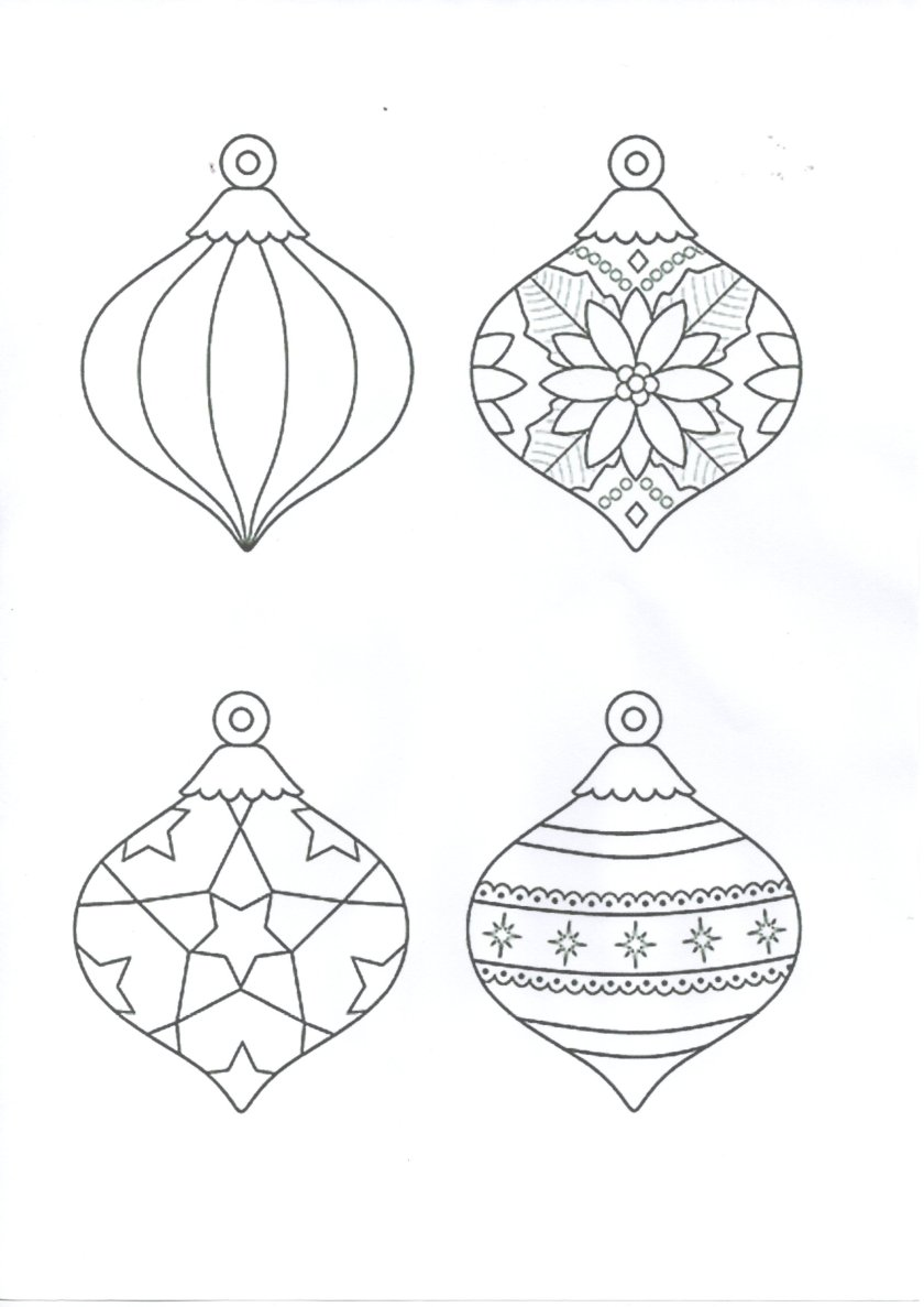 Bolas de Natal para enfeitar e decorar árvore
