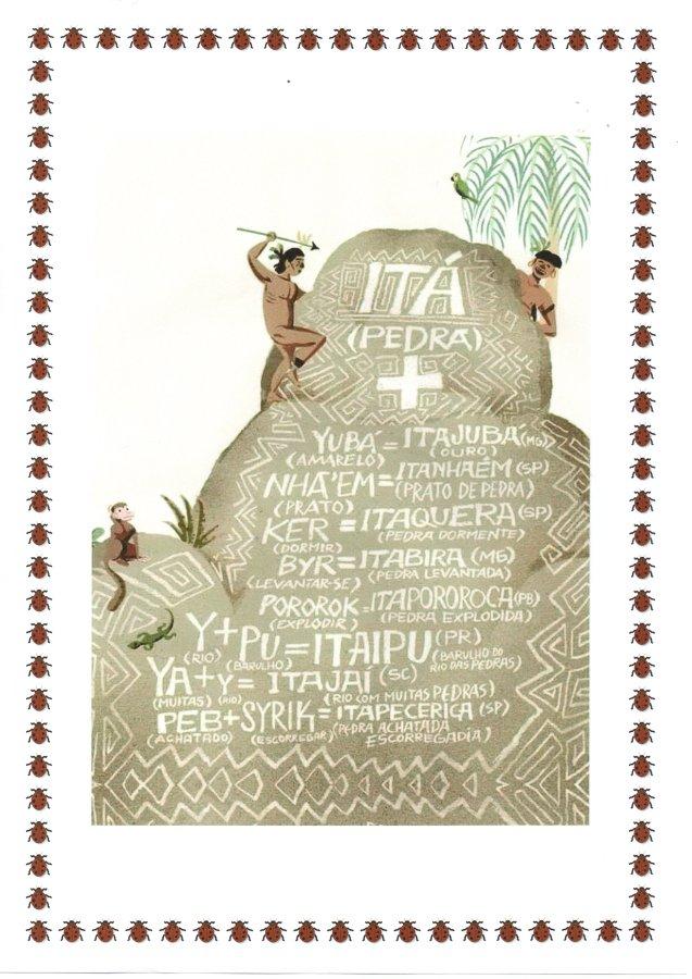 Cultura indígena-Atividade de Leitura-A língua Tupi 2