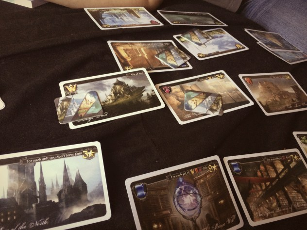 Tides Of Time, last round
