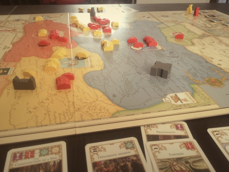 Magnates: A Game Of Power