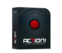 action screen recording software