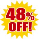 48%OFF