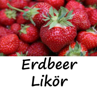 Erdbeer Likör 200ml