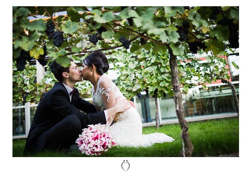 Hochzeit in Schloss Wackerbarth bei Dresden