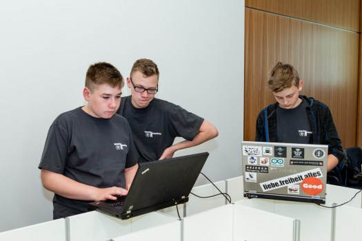 Schüler IT-Lounge