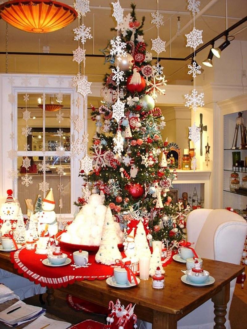 Красивые картинки на новый год для украшения комнаты