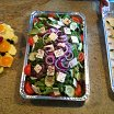 Photo Large Greek Salad Tray
