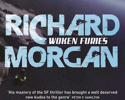 Probuđene furije, Richard Morgan