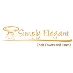 Simply Elegant Chair Covers And Linens Swivel For Van Medium
