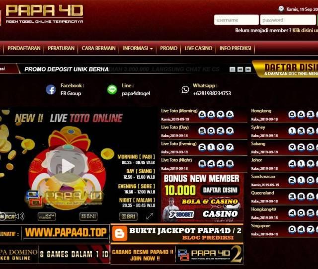 Link Papad Link Alternatif Papad Bandartogel Online