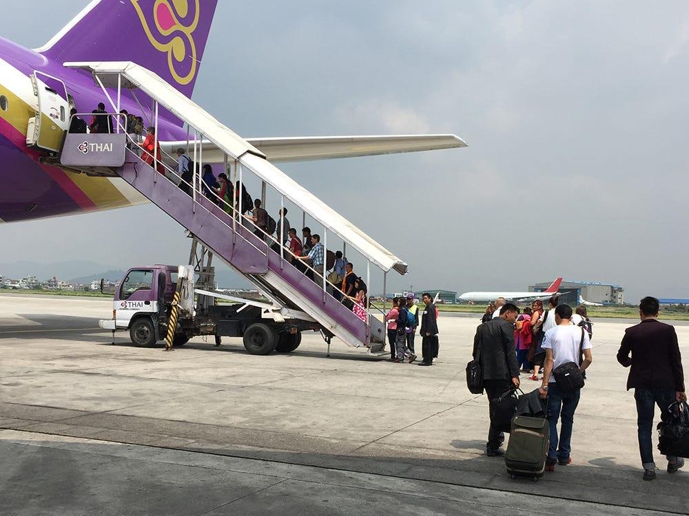 [ 機票評比 ] 由臺北桃園機場飛往加德滿都機票們 - Himali Nepal 來去尼泊爾 - Medium
