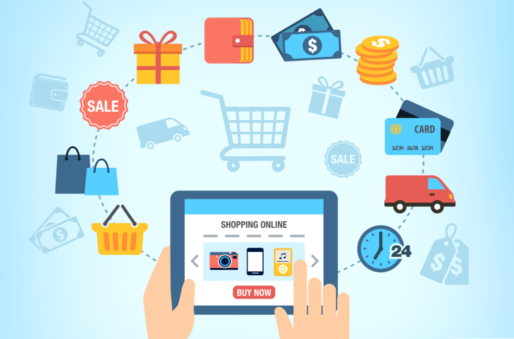 Importance of ECommerce and online shopping and why to sell Online