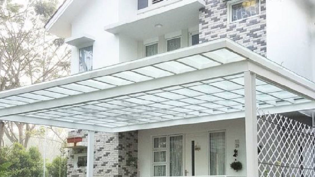 rangka kanopi jendela baja ringan 30 model minimalis rumah kamar halim ahref