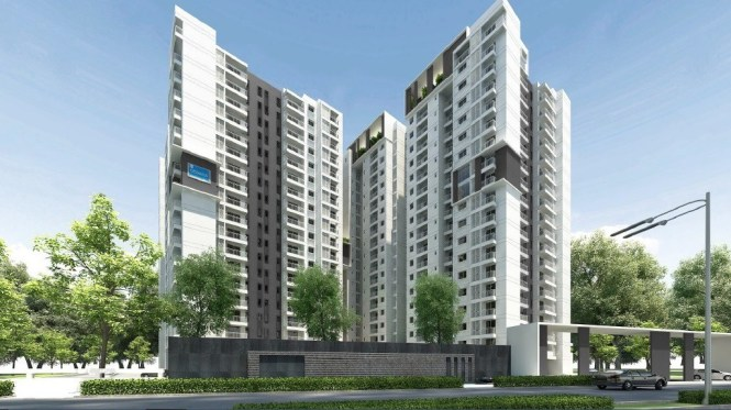 Incor Carmel Heights Luxury Residential Apartments In