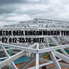 Kontraktor Baja Ringan Jakarta Termurah Call 62 812 3528 8877 Harga Rangka Atap Rumah