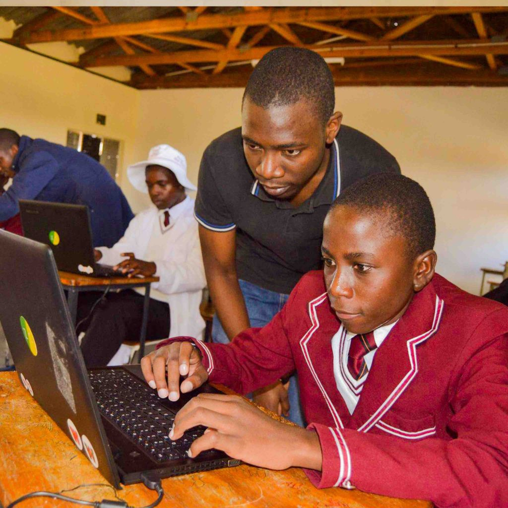 Reflections on Education in sub-Saharan Africa — Part 1: Leapfrogging in Education