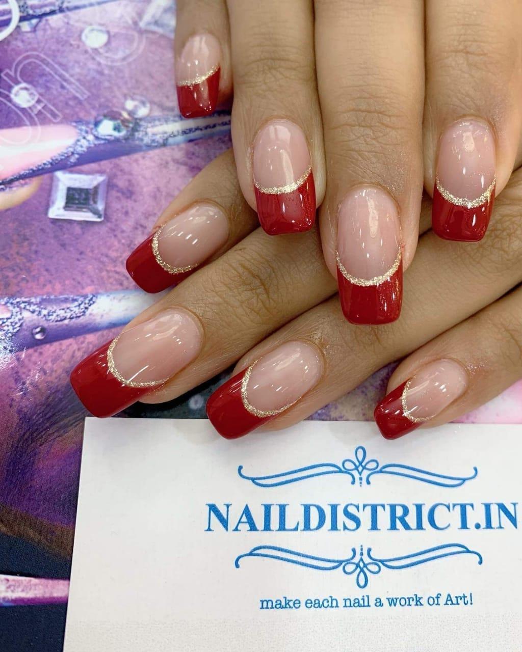 Nails Around Me : nails, around, Beauty, Salon, Naildistrict.in, Vishal, Sharma, Medium