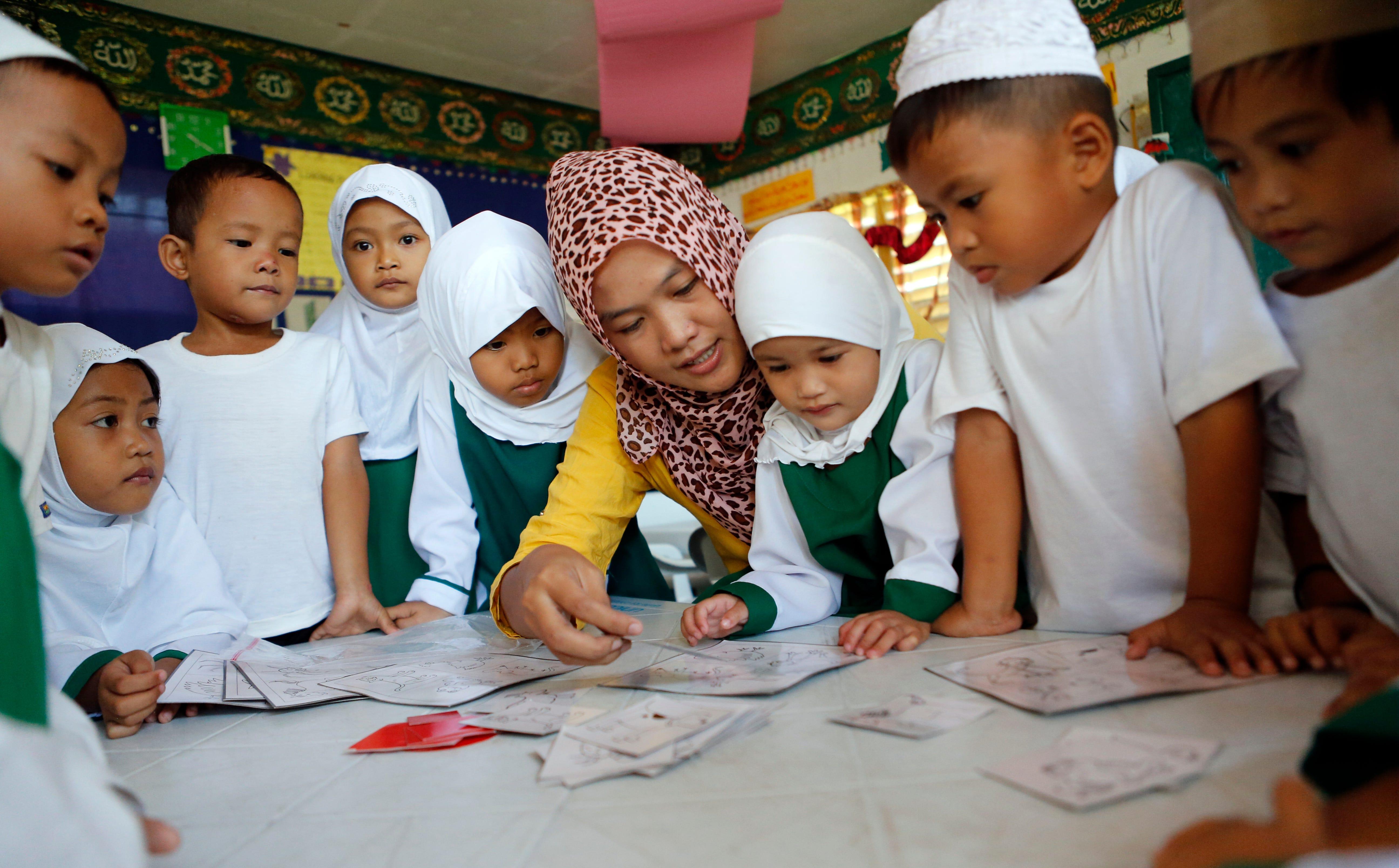The Benefits Of Preschool For Young Children