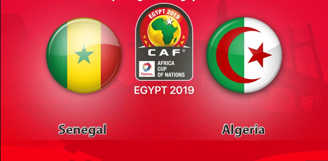 finale algeria v senegal