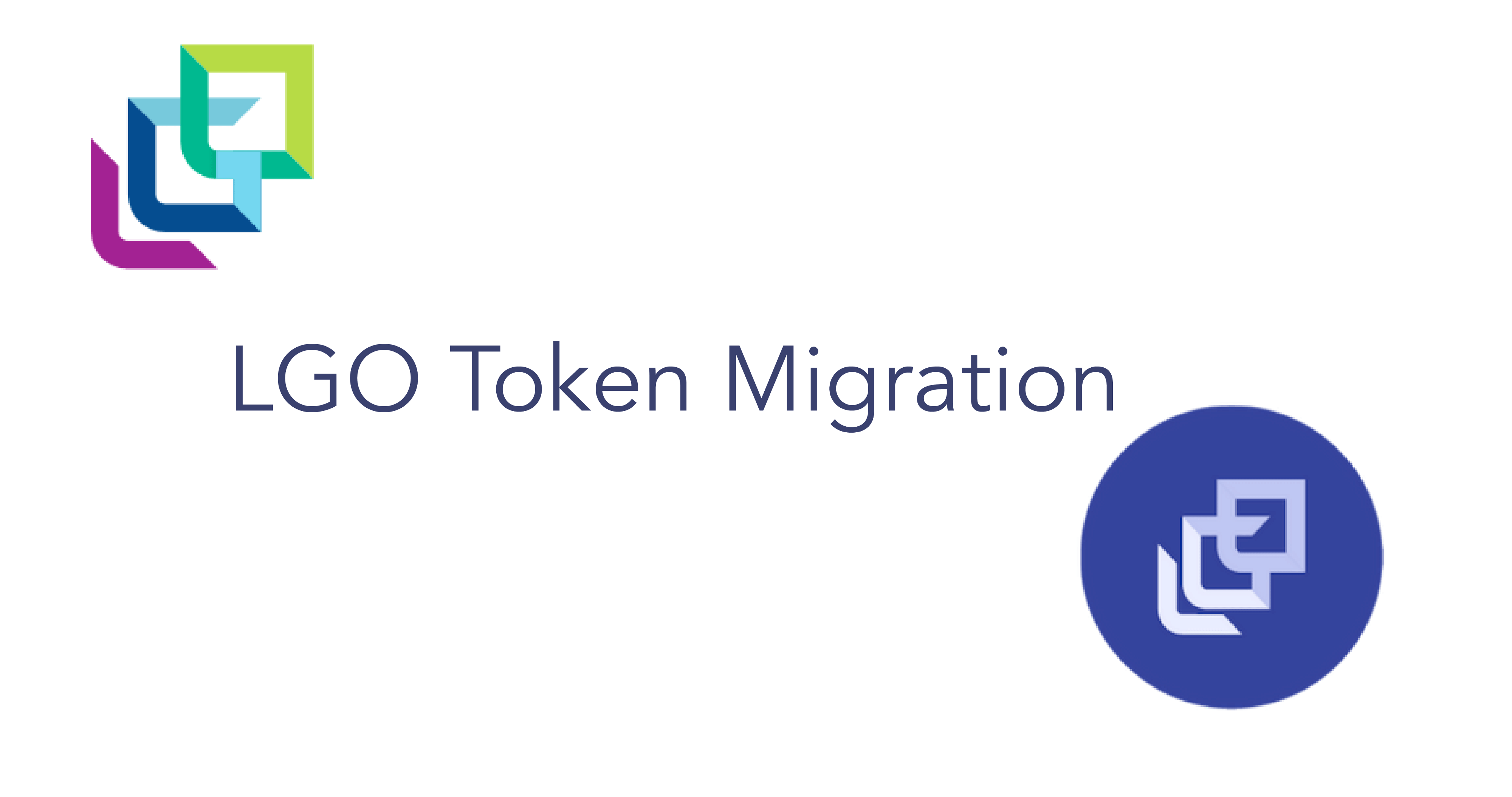 lgo token migration event