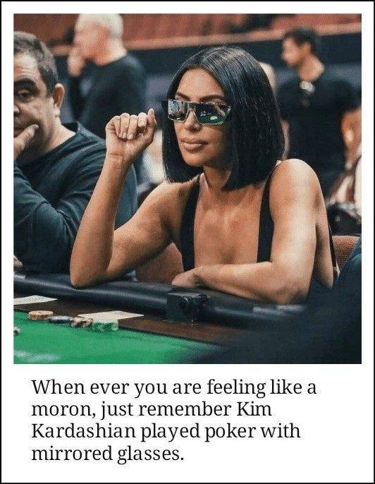 Kim Kardashian Playing Poker : kardashian, playing, poker, Kardashian, Playing, Poker, Livecf, Medium