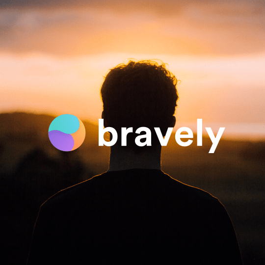 Are you Bravely's first psychology intern?