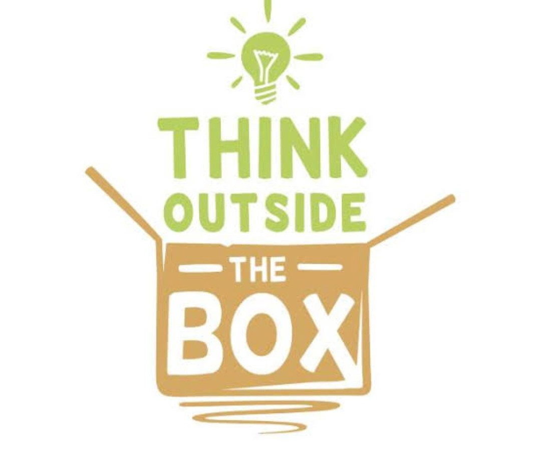 Thinking Out Of The Box Thinking Is The Activity Of