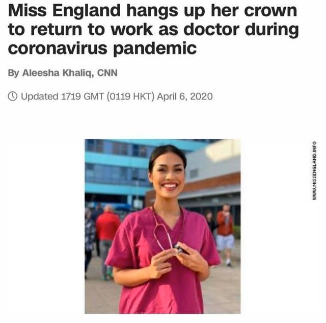 Miss England