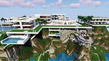 13 Minecraft House Ideas Used By Sky Does Minecraft by Shivam Kumar Medium